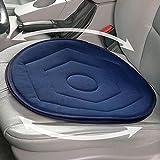 Jazooli Rotating Swivel Car Chair Seat Cushion Easy Access Mobility Aid Home Office