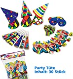 Party Paket Partydekoration Partyset Dekoration