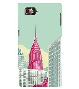 Ebby Premium Printed Mobile Back Case Cover With Full protection For Lenovo Vibe Z2 Pro K920 (Designer Case)