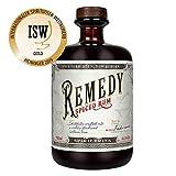 Remedy Spiced Rum (1 x 0,7 l) - Gold Meinigers International Spirits Award 2019 - Feine Noten von u.a : Vanille, Orangenschalen