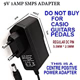 #8: NIRMALS 9V 1AMP DC SMPS POWER SUPPLY For LED Strip Light, CAMERAS (9v 1a)
