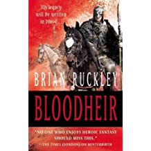 [(Bloodheir)] [by: Brian Ruckley]