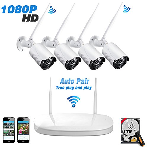 wireless 1080p cctv