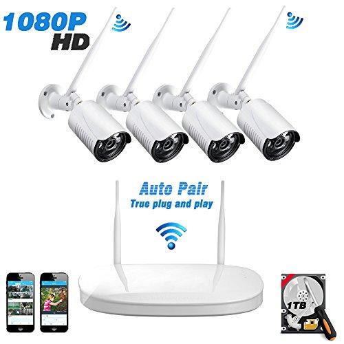 wireless 1080p cctv