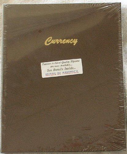 Dansco Modern Currency Stock Book Album #7001 by Dansco -