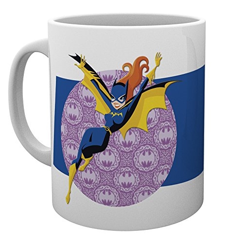 GB eye LTD, DC Comics, Batgirl Gotham Girls, Tazza