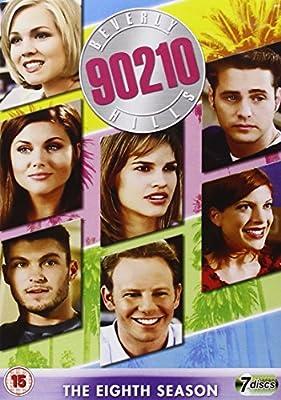 Beverly Hills 90210 - Season 8 [UK Import]