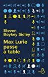 Max Lurie passe à table par Sidley