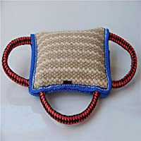 Myyxt pour animal domestique Commission/Bite Taie d'oreiller Diao Yi'Titre d'entraînement Practise bâton de chanvre
