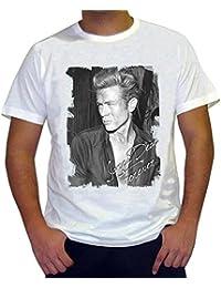 James Dean : T-shirt,cadeau,Homme blanc,Blanc,t shirt homme
