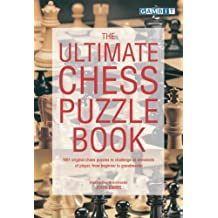 The Ultimate Chess Puzzle Book by John Emms (2001-02-01)