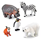 Best LEARNING RESOURCES Pet Toys - Learning Resources Jumbo Zoo Animals Review