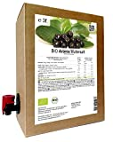 BIO Aronia Muttersaft - 100% Direktsaft (3 Liter)