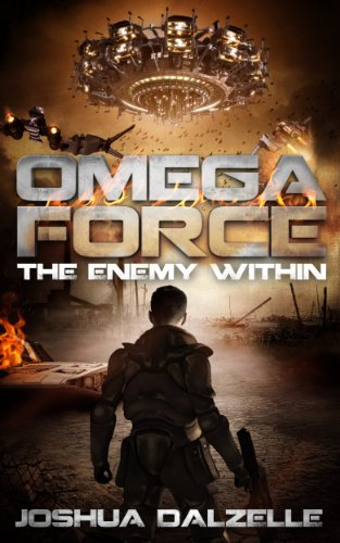 Omega Force: The Enemy Within (OF4) (English Edition) (Marine Omega)
