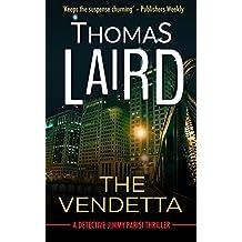 The Vendetta (Detective Jimmy Parisi Thriller Book 9) (English Edition)