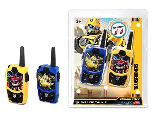 Dickie Toys 203112007 Transformers Walkie Talkie aus dem 6. Film Funkgerät