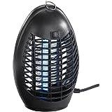 Exbuster Mückenlampe: Hochwirksamer UV-Insektenvernichter IV-220 mit UV-A-Stabröhre, 4 Watt (UV Insektenlicht)