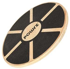 balance board wackelbrett aus holz f r propriozeptives. Black Bedroom Furniture Sets. Home Design Ideas