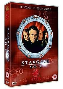 Stargate SG-1 - Season 4 [DVD]