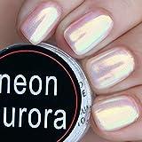 Poudre néon pour les manucures - Aurora - USHION
