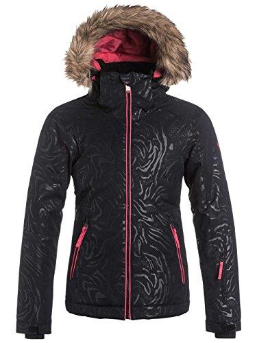 Kinder Snowboard Jacke Roxy Jet Ski Solid Jacket Girls