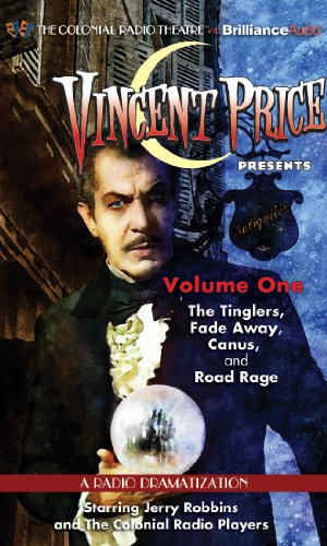 Vincent Price Presents, Volume One: 1 (The Colonial Radio Theatre on the Air)