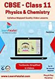 #7: CBSE Class 11 Physics and Chemistry Full Video Course Pendrive
