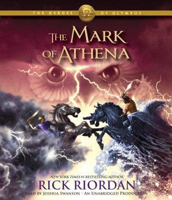 The Mark of Athena (Heroes of Olympus (Audio) #03) Riordan, Rick ( Author ) Oct-09-2012 Compact Disc