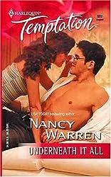 Underneath It All by Nancy Warren (2004-08-01)