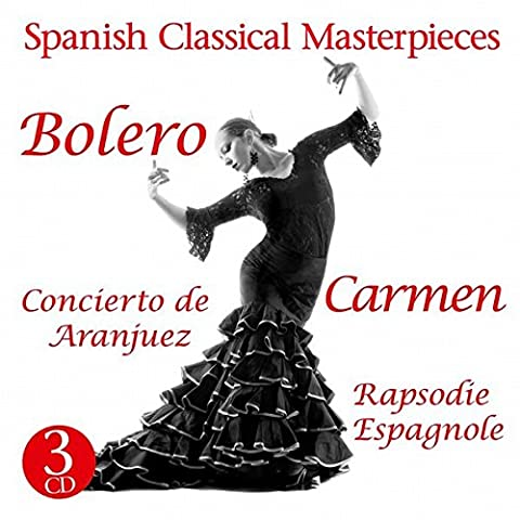 Carmen, Bolero, Concierto de Aranjuez et Rapsodie Espagnole