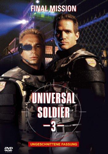 Bild von Universal Soldier 3 (Uncut Version)