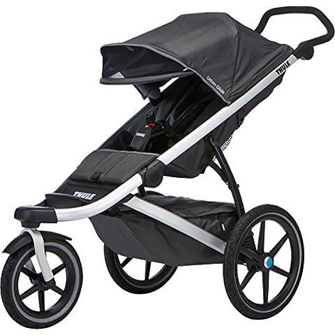 Thule Urban Glide - Silla de bicicletas para niños, color Gris