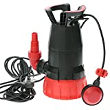 400w Electric Submersible Dirty Water Pump