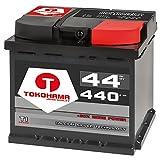 Autobatterie 44Ah +30% mehr Startkraft ersetzt 45Ah 50ah Starterbatterie