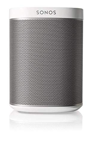Sonos Play: 1 - Altavoz inteligente compatible con dispositivos Amazon Echo,...