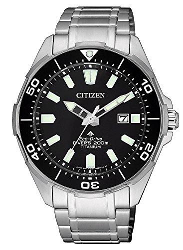 Citizen Eco-Drive Herren-Taucheruhr Promaster Marine BN0200-81E