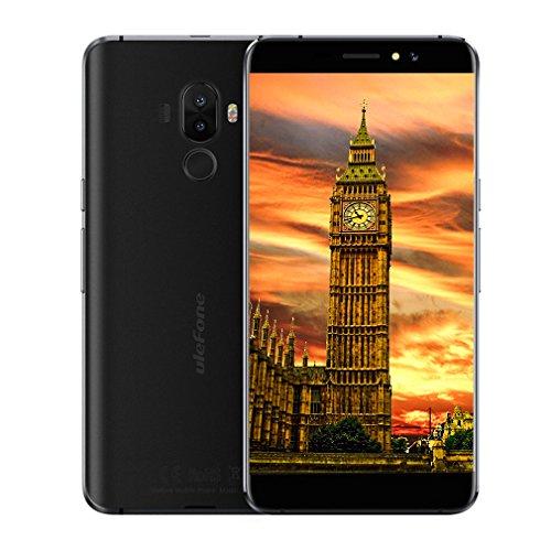 Sicherheit 5mp-kamera (Ulefone S8 Pro 5,3 Zoll Smartphone Android 7.0 4G Dual SIM ohne Vertrag Hnady MT6737 Quad Core 1.3GHz 2GB RAM 16GB ROM 13MP + 5MP Kamera, Fingerabdruck, 3000mAh Batterie (Schwarz))