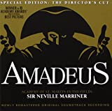 Amadeus : B.O.F. / Wolfgang Amadeus Mozart, comp. | Mozart, Wolfgang Amadeus (1756-1791). Compositeur