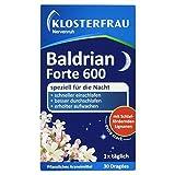 Klosterfrau Nervenruh Baldrian Forte 600