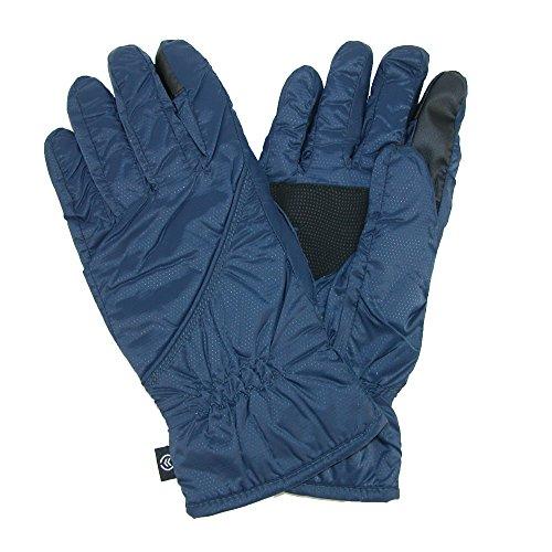 Isotoner Nylon-handschuhe (Isotoner Herren Handschuhe  Gr. L/XL, navy)