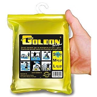 GOLDON Taschen Overshoe Stiefel (S)