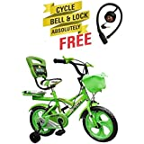 Speed Bird Cycle Industries Sports Kids Cycle - Baby Cycle For Boys & Girls - Age Group (3-6) Years