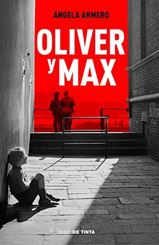 Portada del libro Oliver y Max (NUBE DE TINTA)