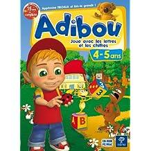 Adibou Joue avec les lettres et les chiffres 4/5ans 07/08