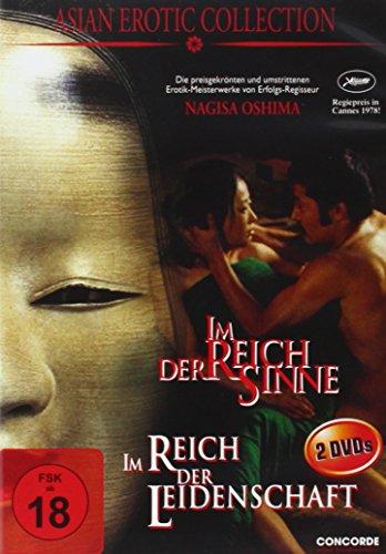 Asian Erotic Collection: Im Reich der Sinne / Im Reich der Leidenschaft [2 DVDs] hier kaufen