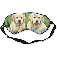 Comfortable Sleep Eyes Masks Cute Puppies Pattern Sleeping Mask For Travelling, Night Noon Nap, Mediation Or Yoga preisvergleich bei billige-tabletten.eu