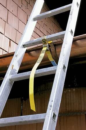Kerbl 3740 Leitergurt Sicherheitsgurt Leitersicherung Leitersicherheitsgurt Paar Gewerbe Industrie Wissenschaft