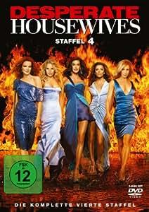 Desperate Housewives - Staffel 4: Die komplette vierte Staffel [5 DVDs]