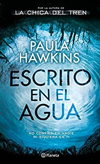 Escrito en el agua par Paula Hawkins