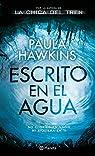 Escrito en el agua par Hawkins